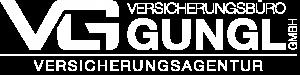 Versicherungsbüro Gungl - Logo weiß